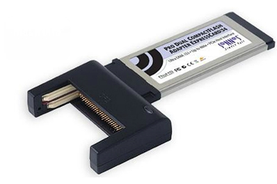 SONNET Compact Flash adapter 886x Expresscard/34.