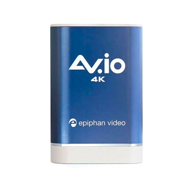 EPIPHAN AV.IO 4K. Módulo USB 3.0 HDMI In para streaming.