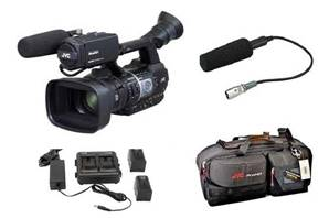 JVC GY-HM620 KIT Camcorder ProHD + Accesorios